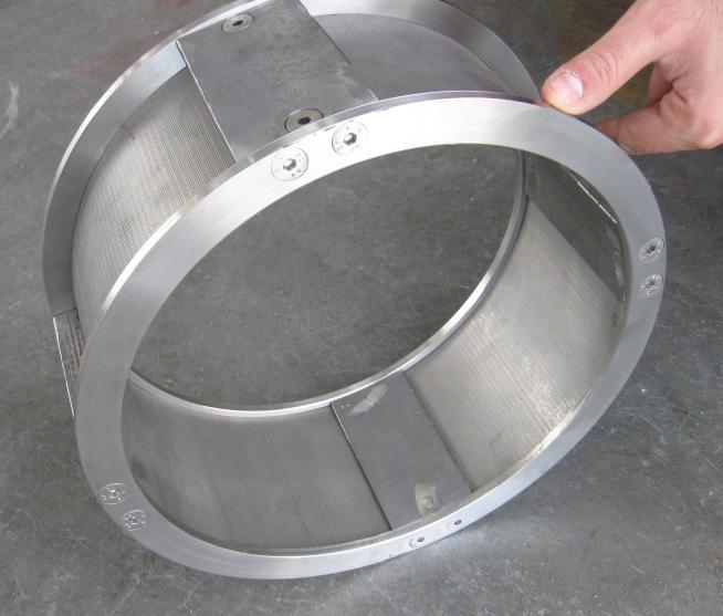 INOX TUBE FILTER