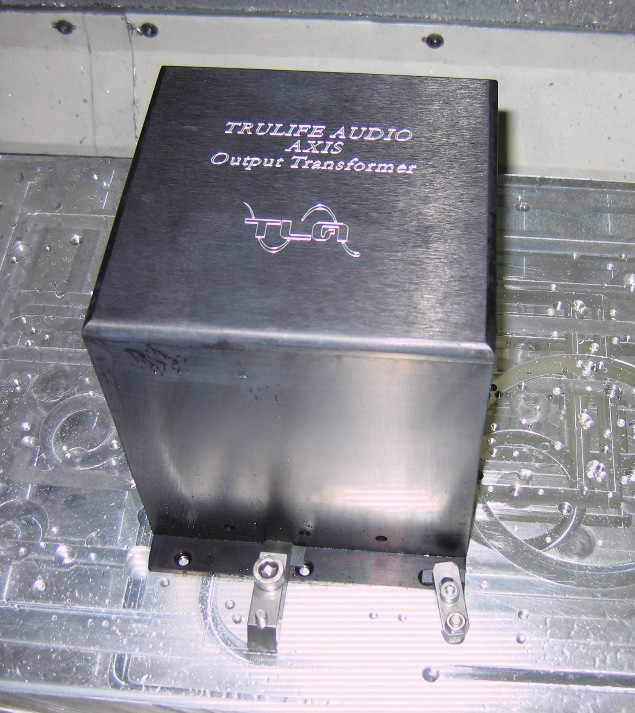 ENGRAVE IN ALU BOX
