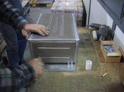 Aluminum Box Assembly