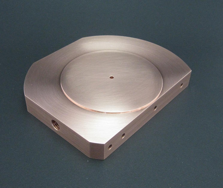 COPPER BASE CONTACT PLATE 2