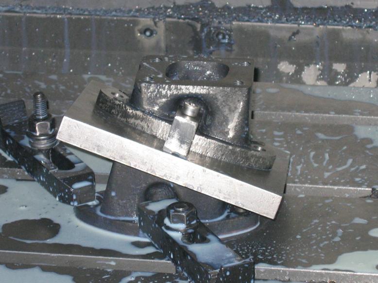 Cast iron milling 2