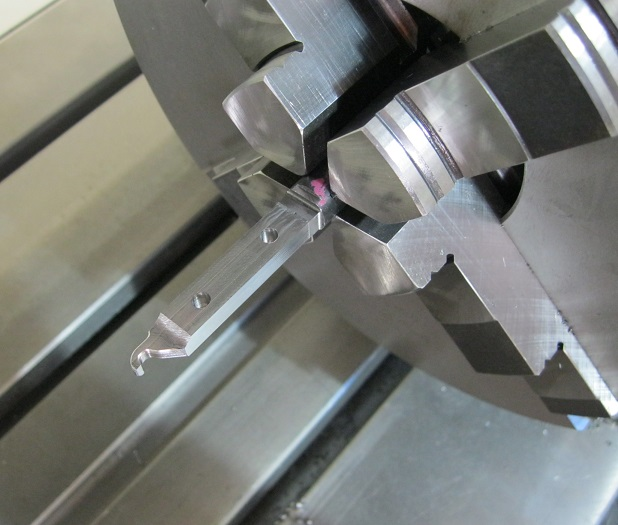 4 axis machined parts (2)