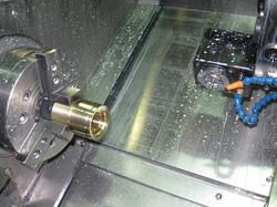 alu bronze  milling machining