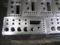 Aluminum Front Plate