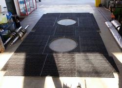 platform shaped