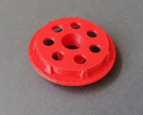 3D Printed Part (2)