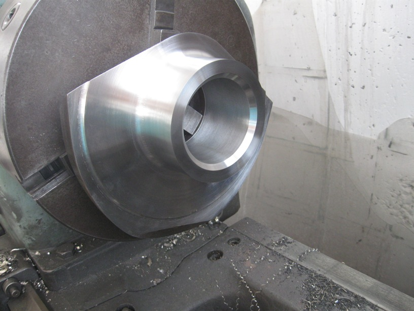 Inox turning
