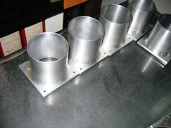 Aluminum Air Nozzles