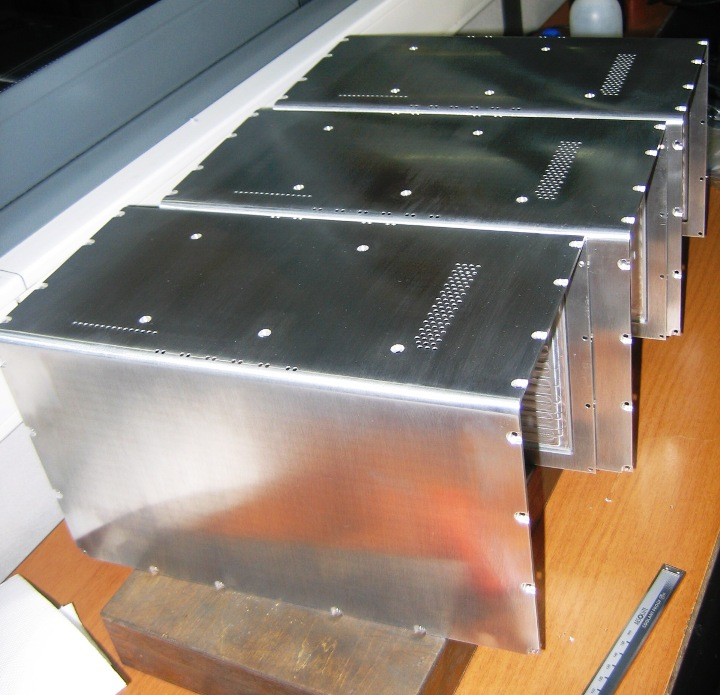 Aluminum Specia Covers