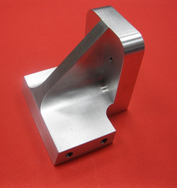 4 Axis Machined Part 57