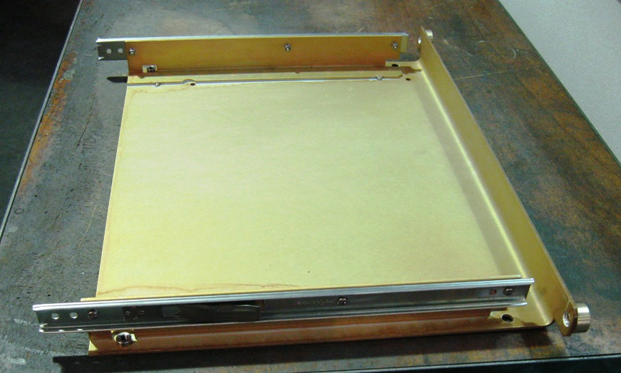 Aluminum Rack drawer