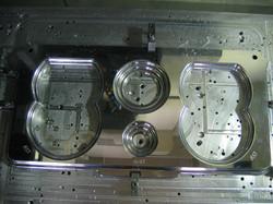 alu polished plate
