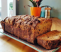 Gluten Free Pear and Ginger Loaf online