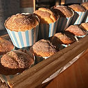 $2 apple cinnamon muffins!!!