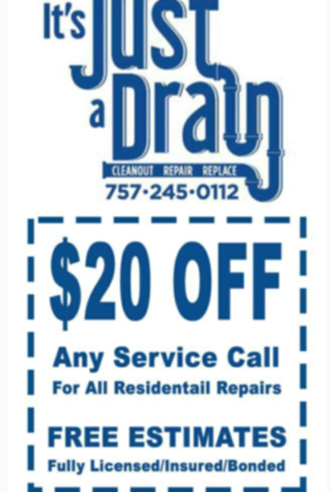 plumbing discounts