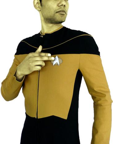 Startrek: TNG Lt. Commander Data