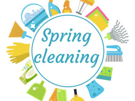 11 Spring Cleaning Hacks