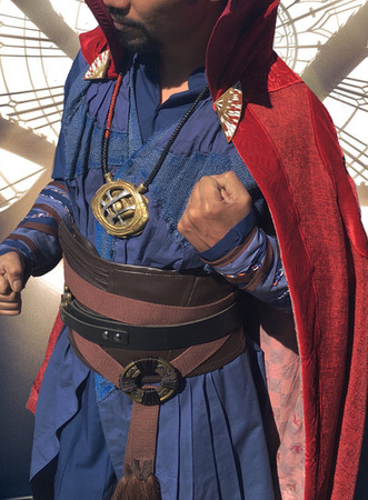 Doctor Strange Accessories Detail