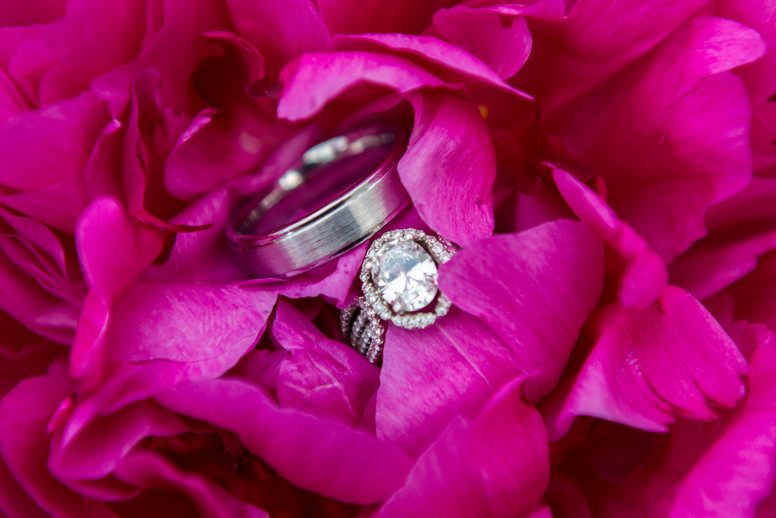 Ring Shot for the Traveling Couple, San Clemente, Wedding Photographer Jen Marie Photography Orange County, California