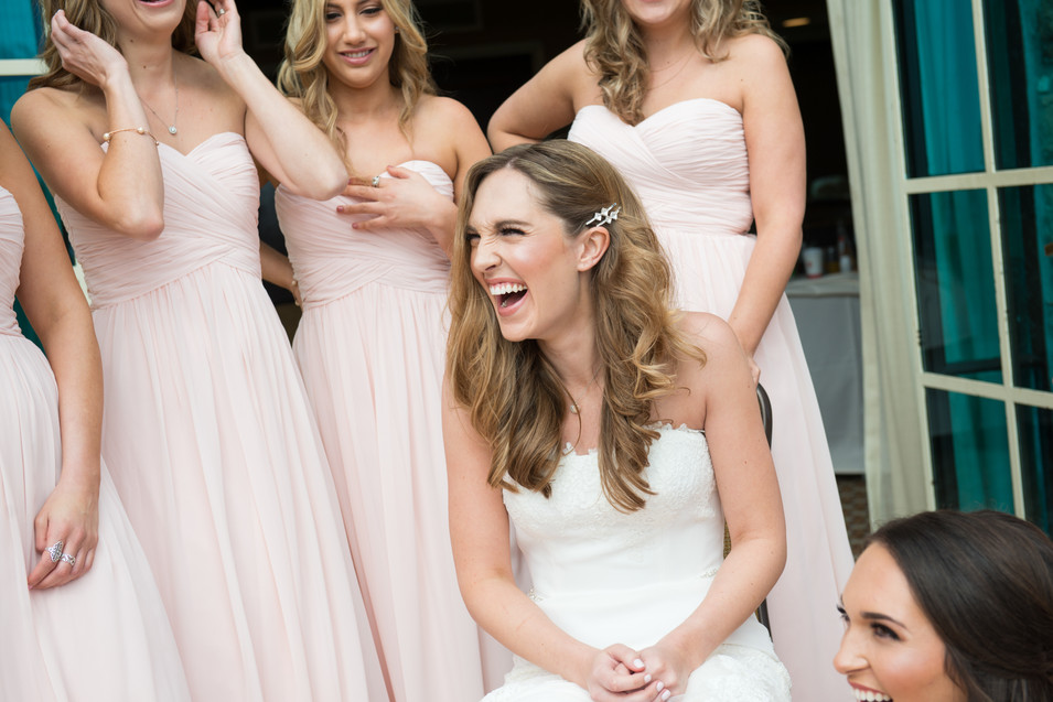 Bel Air Bay Upper Bay Club Wedding by Jen Marie Photography in Southern California