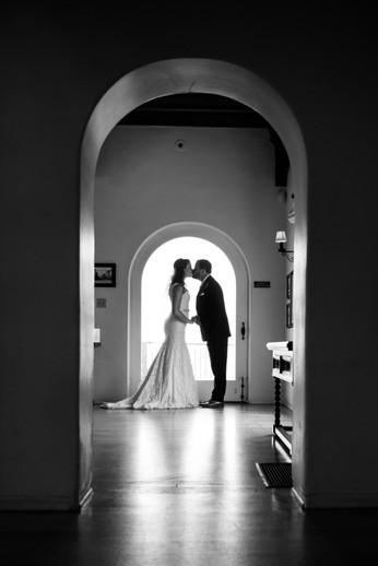 Casa Romantica Wedding in San Clemente, California by Jen Marie Photography