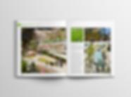 Landscape Architecture brochure - minhdesigns - graphic design by Minh