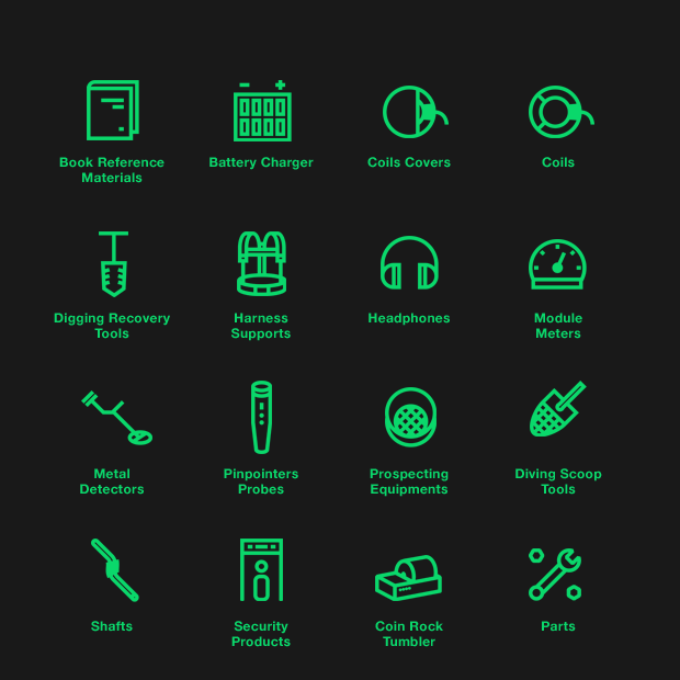 Serious Detecting icons - minhdesigns - graphic design by Minh