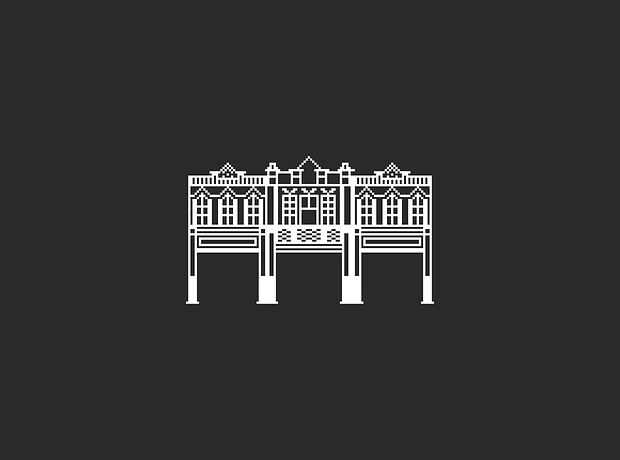 Tainan pixel art - minhdesigns - graphic design by Minh