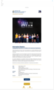 HKUST e-newsletter - minhdesigns - graphic design by Minh