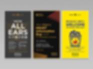 HKUST online advertisements - minhdesigns - graphic design by Minh