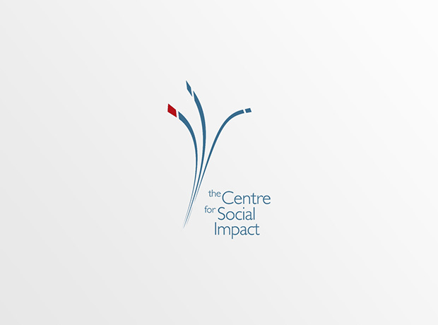 Centre for Social Impact logo - minhdesigns - graphic design by Minh