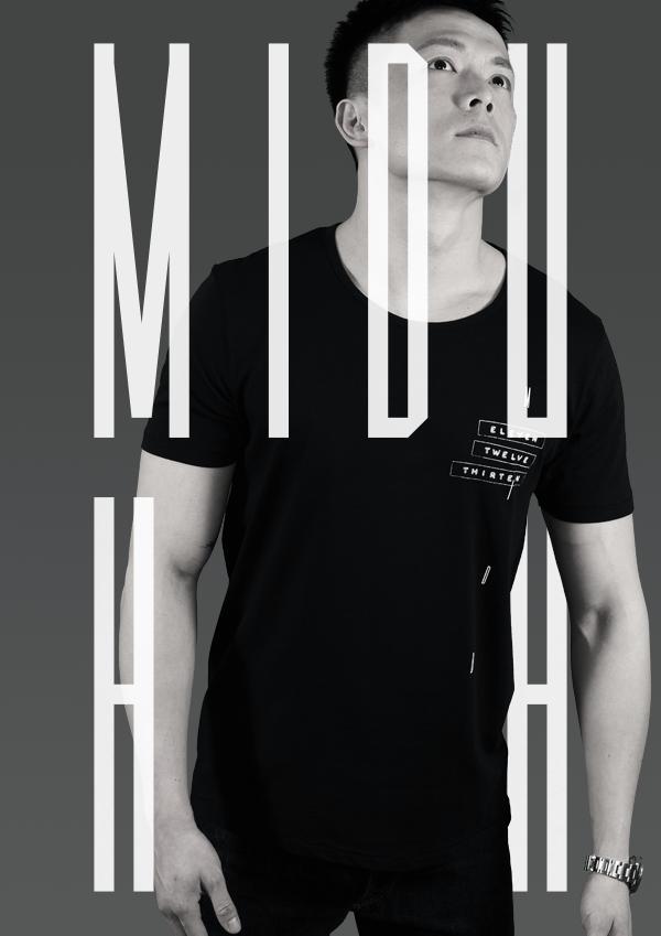 Midu Hoch - séries.1 streetwear clothing - danny