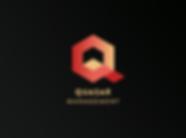 Quasar Management logo - minhdesigns - graphic design by Minh