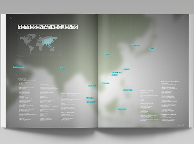 Masterplanning brochure - minhdesigns - graphic design by Minh
