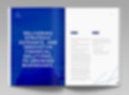 Jenepé brochure internal spread - minhdesigns - graphic design by Minh