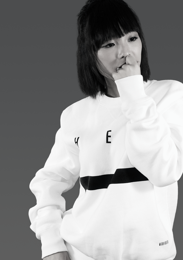 Midu Hoch - séries.1 streetwear clothing - Heaven