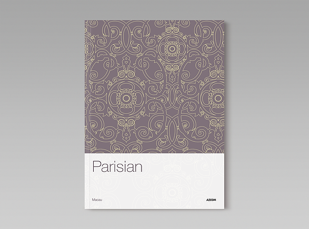 Parisian cover - minhdesigns - graphic design by Minh