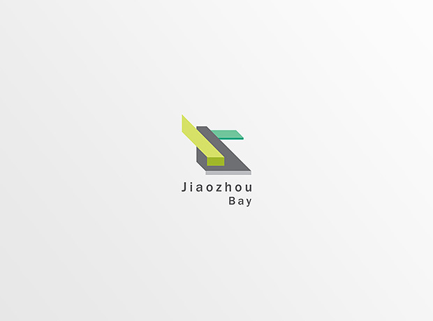 Jiaozhou Bay logo design - minhdesigns - graphic design by Minh