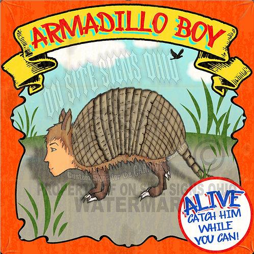 ARMADILLO BOY