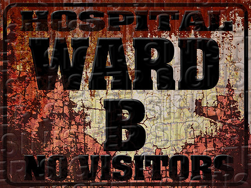 """WARD B 12""""X9"""""""