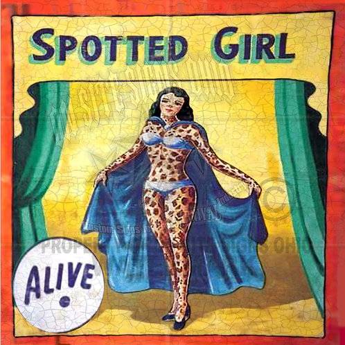 SPOTTED GIRL