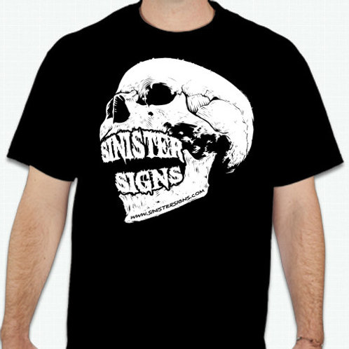 SINISTER SIGNS T-SHIRT