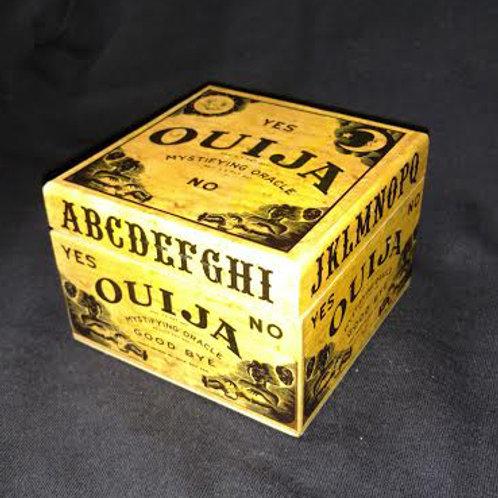 OUIJA BURLWOOD KNICK NACK BOX SMALL