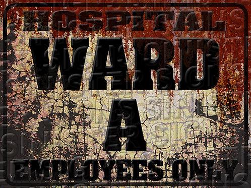 """WARD A 12""""X9"""""""