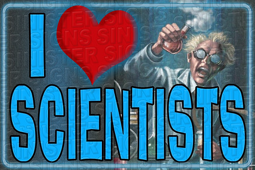 I HEART SCIENTIST