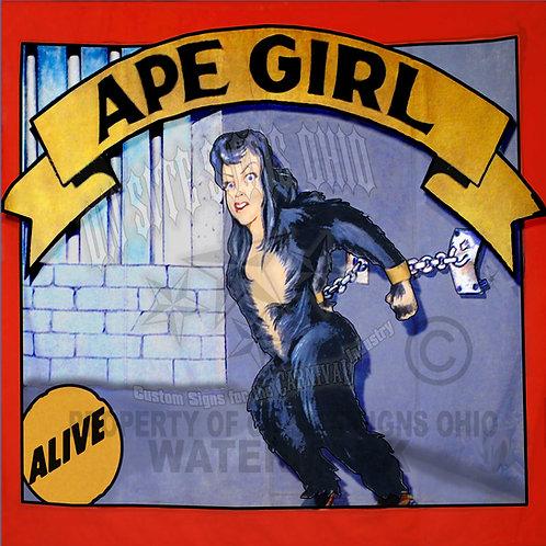 APE GIRL