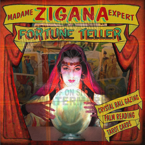 ZIGANA FORTUNE TELLER