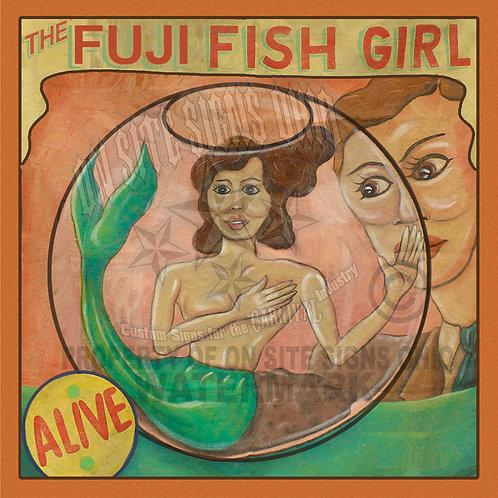 FUJI FISH GIRL