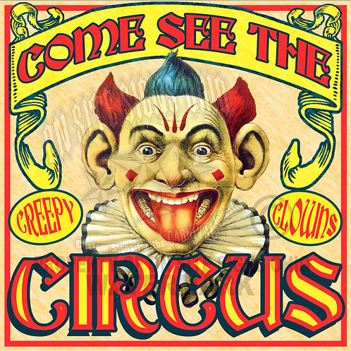 COME SEE THE CIRCUS
