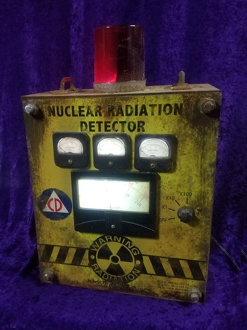 Nuclear Radiation Detector